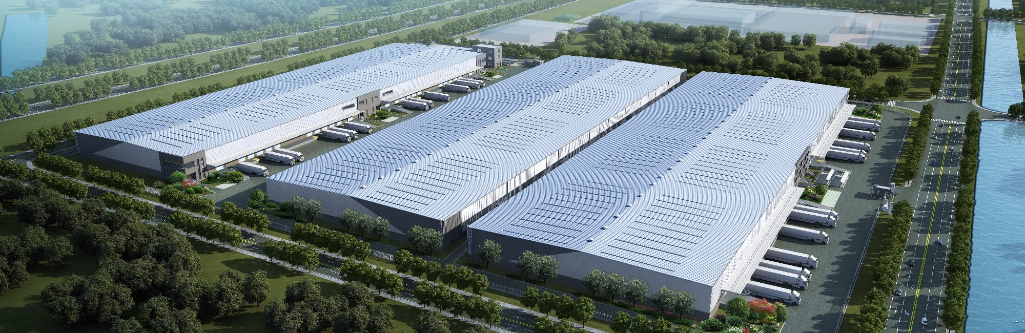 Goodman Wujiang Distribution Centre